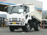 Nouveau Isuzu camion tombereau à 4X2 avec une excellente qualité