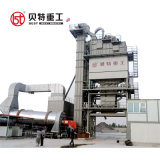 China Nueva 160tph parado betún lote planta mezcladora de asfalto