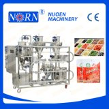 Máquina neumática de Nuoen Cveyingon para la carga caliente del crisol