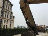 Excavador usado del gato 320c del excavador de la correa eslabonada de la oruga 320c