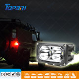 オフロードジープのための30W点ライトLED車ライト