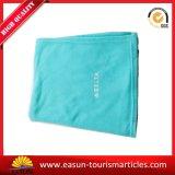 Зеленый изготовленный на заказ поставщик одеяла типа f Knit Warp цвета