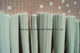 GRP Glassfiber solide, de la tige en fibre de verre solide Stick, FRP tige solide.