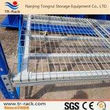 Проволочной сетки в открытую террасу с поддоном для установки в стойку в склад для хранения