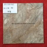 Los materiales de construcción de porcelana de piso de azulejo rústico