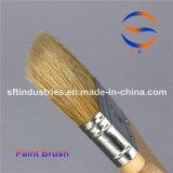 FRPのための純粋な剛毛のブタの毛の絵筆