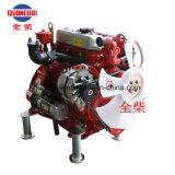 moteur diesel en attente de puissances en chevaux de 20kw 27HP pour la lutte contre l'incendie