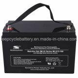 Renewable Energy Storage 12V 100 Ah Gel Tipo de batería solar de energía
