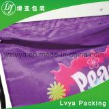 Sac à provisions pliable d'emballage de polyester de mode neuve du type 2016