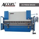 63tx2500mm Accurl ISO 2+1の軸線のアルミニウムシートの曲がる機械