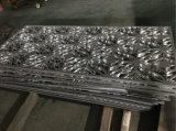 Het decoratieve Geperforeerde Comité van de Omheining van de Veiligheid van het Metaal van het Blad van het Aluminium