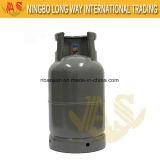Cylindre de gaz de kilogramme LPG du cylindre de gaz d'acier sans joint 15