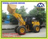 Caricatore cinese della rotella del macchinario di costruzione 5 tonnellate da vendere