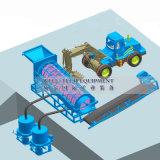 Machine à laver rotatoire d'équipement minier de minerai de sable
