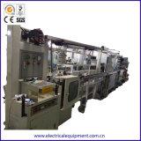 Cable eléctrico de doble capa de la máquina de cinta