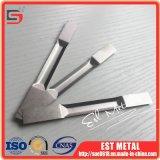 Barco del tungsteno de la pureza elevada para la deposición de los materiales con el mejor precio