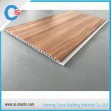 7.5mm平らな薄板にされたPVCパネルは250mm PVC天井板を防水する
