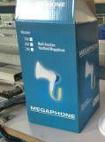 Electronioc USB multifuncional com bateria 10V Megafone prático de Alta Potência