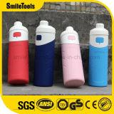 Съемные силиконового герметика спортивных походов термос бутылка воды