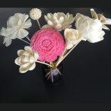 Fiore popolare rosso di Sola del crisantemo per il diffusore a lamella da Handmade