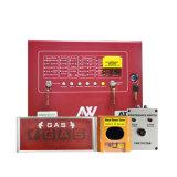 Asenwareのガスの消火器の制御システムリリース警告の表記