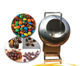 Macchina di rivestimento dello zucchero per il rivestimento del fagiolo del cioccolato
