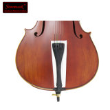 Großhandelsfleckdunkler Brown-Cello mit freiem Beutel