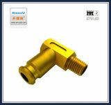 Capezzolo idraulico superiore dei montaggi del montaggio di gomito del tubo dell'HDPE della Tailandia dell'acciaio inossidabile