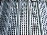 Costruzione dal modello circa la cassaforma d'acciaio del modello