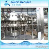 El ahorro de espacio pequeño manantial de agua embotellada toda la línea de producción