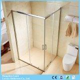 Projeto moderno que desliza o quarto de chuveiro telescópico com preço barato