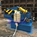 Máquina de estaca de aço automática hidráulica das câmaras de ar