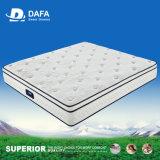 Pista de colchón embolsada espuma de resorte de la memoria de los muebles del dormitorio Dfm-20