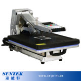 Hydraulische Hochdruckdigital-manuelle Shirt-Presse-Maschine mit Fach