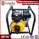 1.5 polegadas - bomba de água elevada da gasolina da pressão para o controle de incêndio