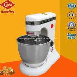 Maquinaria del mezclador del huevo/de la crema/de la pasta, mezclador planetario 7L
