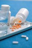 Pet 100ml de color blanco de la botella de Medicina de la Píldora fabricante