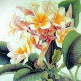 Artefacto de seda(flor) - 1
