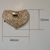 Las cadenas de soldadura decorativa Footware decoración, adornos de zapatos