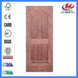 N-Brich MDF Porta Venner moldada de madeira laminado Pele (JHK-004)