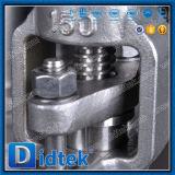 Válvula de globo de levantamiento del acero inoxidable del vástago de la alta calidad de Didtek