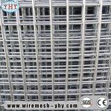 6 de Duim van de maat 4X4 galvaniseerde het Gelaste Blad van de Omheining van het Netwerk van de Draad voor Veiligheid