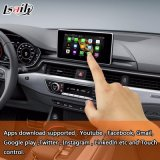7 Audi A4 2017 Igoのマップが付いている4gmmiシステムのためのインチのアンドロイド6.0 GPSの運行