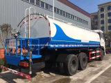 6X4 de aangepaste Vrachtwagen Van uitstekende kwaliteit van de Sproeier van het Water de Vrachtwagen van Bowser van het Vervoer van het Water van 20000 L