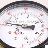 Mètre en gros de pression de précision d'usine