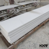 Pure White Shower Wall Panel Acrylic Solid Surfaces