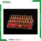 Acrylbildschirmanzeige-Zahnstangen-Raum-Acrylzahnstange für Kosmetik