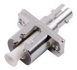 卸し売り金属のハイブリッドシンプレックスファイバーの光学アダプター