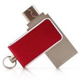 8 Go de mémoire flash USB OTG stylo lecteur utilisé dans le mobile