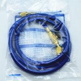 """60 """" tubo flessibile di carico del refrigerante R410A di lunghezza con la valvola a sfera"""